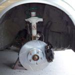 6thgen BBK (Better Brake Kit) Installation on 5thgen Maxima