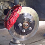 How to Replace Nissan Z32 300ZX TT Front Brake Pads (for 4thgen BBK)