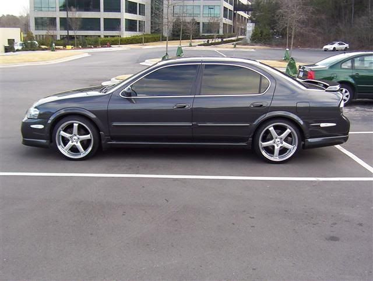 New Rear Brake Calipers Fit 2000 2001 Nissan Sentra 99 00 01 Infiniti G20 {PAIR}