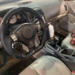 Customized OEM R34 GTR Steering Installed on 5thgen Maxima