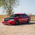 Jose Gutierrez's 400WHP++ 2000 6-Speed Turbo VQ30DE 5thgen Nissan Maxima