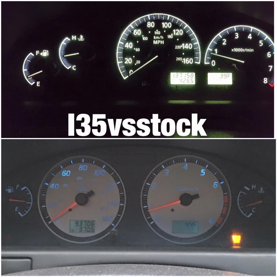 2002 2004 Infiniti I35 Cer Swap Into 5thgen Nissan Maxima 2003