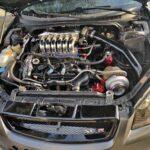 Terrance Herrera's Turbo VQ35DE 6-Speed Nissan Altima SE-R