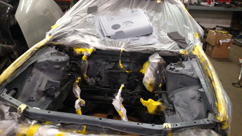 Josh Almada's HR Swapped Turbo 420WHP+++ 5thgen Maxima