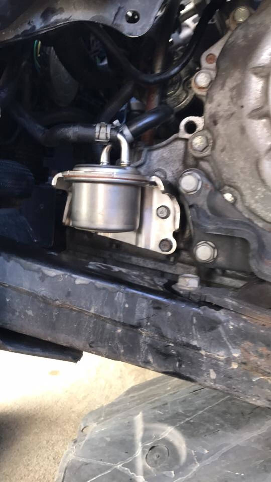 How to Change the CVT Transmission Oil Filter on 7thgen Maxima