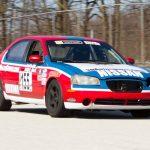 2002 Nissan Maxima Endurance Racecar