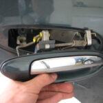 4thgen Nissan Maxima How to Remove and Install Exterior Door Handles