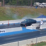 NISformance Breaks All Motor 1/4 Track Record - 11.75 @ 114 MPH