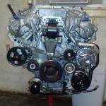 5thgen Maxima with 7thgen Gen2 VQ35DE Engine Accessory Retrofit
