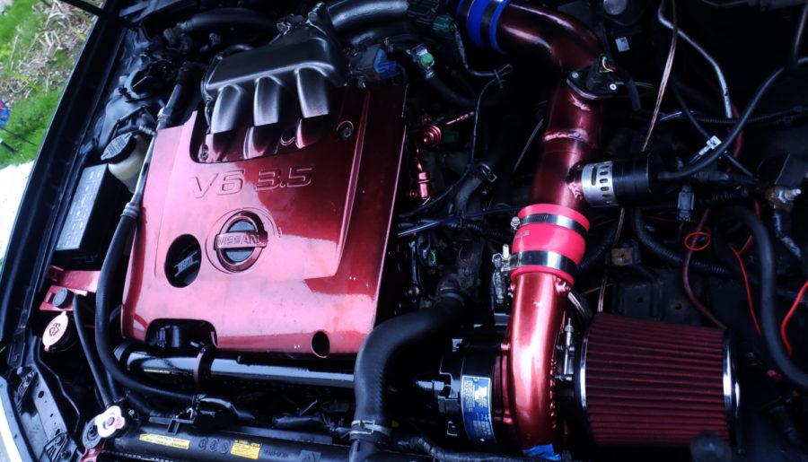 Shawn's 6-Speed Vortech Supercharged VQ35DE 5thgen Maxima (NYC)