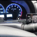 Ecliptech Sequential RPM Shift-P2 Light Installed on 5thgen Nissan Maxima