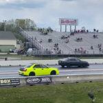 Josh Emory's 10.6 1/4 Track Run | 2002 Turbo 5thgen Nissan Maxima (WORLDS FASTEST MAXIMA)