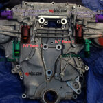 2016+ 8thgen VQ35DE Intake Variable Timing (IVT) and Exhaust Variable Timing (EVT) Solenoid References