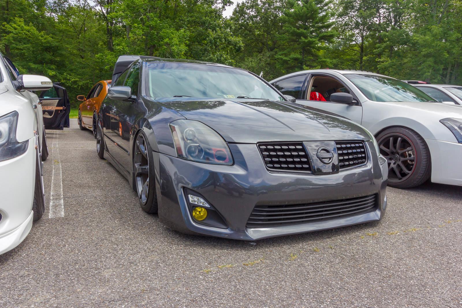 Custom Nissan Maxima >> 6thgen Maxima With Camry Hybrid Bumper Mashup