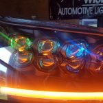 Unique Custom Headlights on 2002 5thgen Maxima