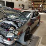 Terrance Herrera's Turbo Gen2 VQ35DE Altima SE-R Dyno Numbers (466 WHP / 411 TQ)