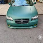 Custom Green 5thgen Nissan Maxima