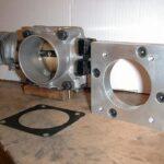 Pathfinder TB (Throttle Body) Install on 4thgen Nissan Maxima