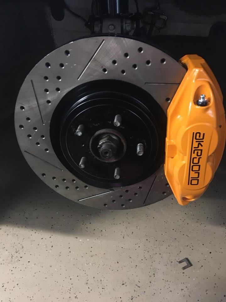 Akebono Brake Upgrade Buying Guide for 7thgen Maxima