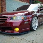5thgen Maxima Wheel & Tire Fitment Gallery