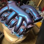 FWD HR Manifold Ported & Polished for 5thgen Maxima