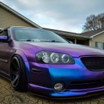 Trent Cassidy's Dipped 5.5 Gen Maxima