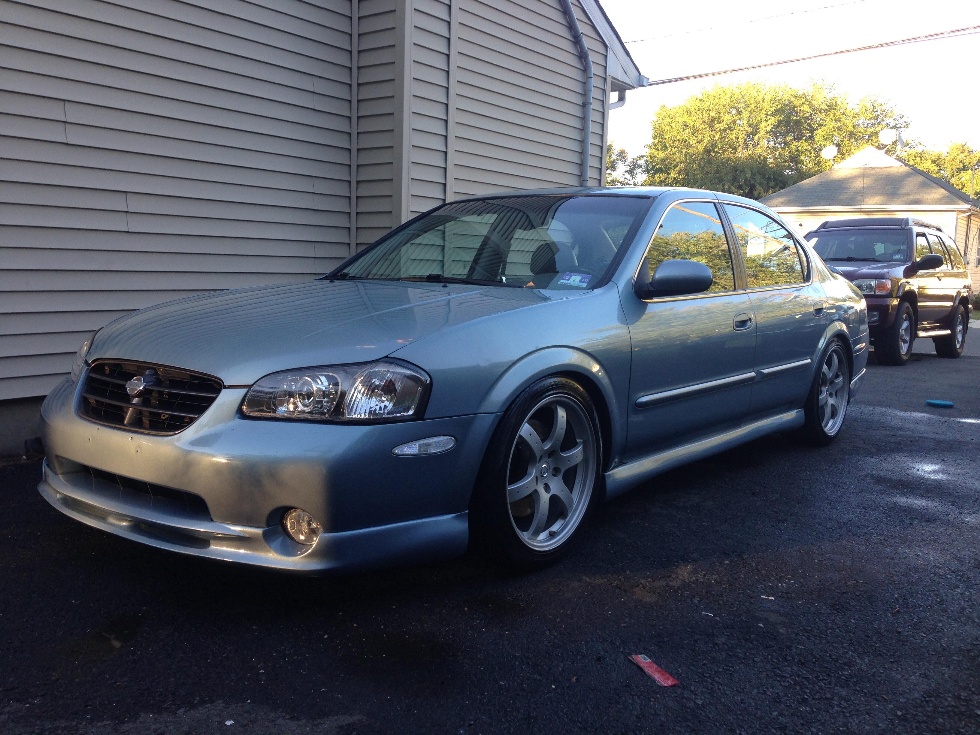 David Colaire's 2001 6-Speed VQ35HR Swapped 5thgen Maxima