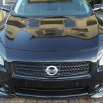 7thgen Maxima with Hood Louvers Installed
