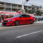 "Kris Villafane's ""Red Bandit"" 8thgen Nissan Maxima"