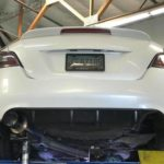 """7thgen Maxima with 3"""" Single Exit Cat-back Exhaust (4.5"""" Muffler Tip)"""