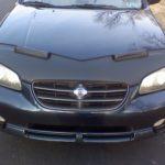 2000-2001 5thgen Nissan Maxima Bulb Chart