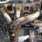 OBX Headers Installed on 7thgen Nissan Maxima 2009-2015