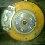 """Upgrading to G35/350z Dual Piston Brakes and 12.6"""" Rotors"""
