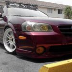 Enkei RPF1 Wheels on 5thgen Nissan Maxima Gallery