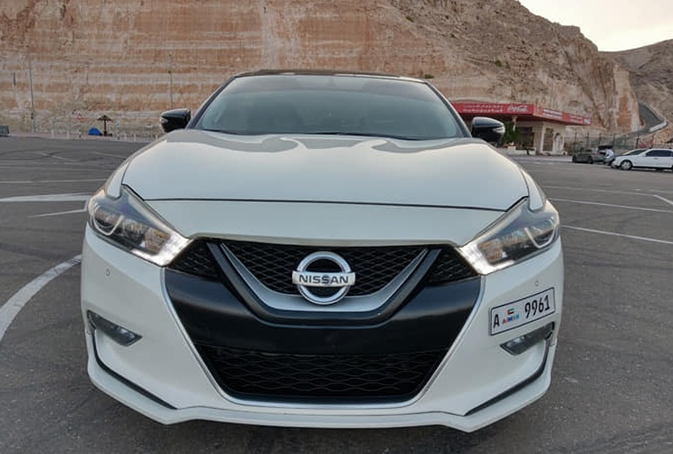 Swing 2017 2018 8thgen Nissan Maxima Headlights Tail