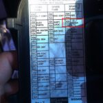 5thgen Nissan Maxima 10AMP Meter Fuse Reference Info (Why it Keeps Blowing)