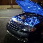 5thgen Maxima Engine Bay LED Lighting Mod