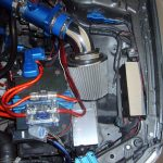 Relocate Battery & Install Cold-Air Intake on 5thgen Maxima