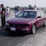 Jime's 1995 Auto VQ35DE 4thgen Nissan Maxima | Worlds Quickest and Fastest Maxima 10.85 @ 125.55 MPH