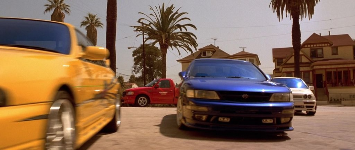 """4 Piston Racing >> Vince's """"The Fast And The Furious"""" 4thgen Nissan Maxima"""