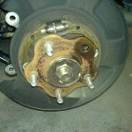 How to Replace a Broken Wheel Stud on Maxima