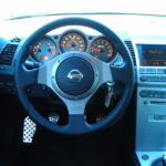 Installation of JDM 350Z Steering Wheel on 6thgen Maxima