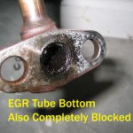 Comprehensive EGR Tube Cleaning P0400