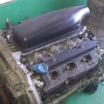 Custom Intake Manifold With Carbon Fiber Plenum VQ35DE