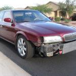 Shane's 1994 V8 Infiniti Q45 Rear Mount Turbo Project