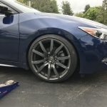 How to Properly Torque Wheels on 6thgen Maxima