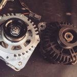 DC Power 270 Amp XP High Output Alternator for VQ35DE Engines
