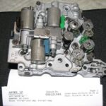 Level 10 Valve Body Installed on 2004 5-Speed Automatic Transmission 6thgen Nissan Maxima