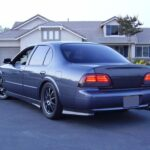 The Wizard's 1999 5-Speed Supercharged 4thgen Maxima (381WHP / 323TQ)