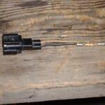 Nissan Maxima Knock Sensor Bypass Resistor using 470K Resistor